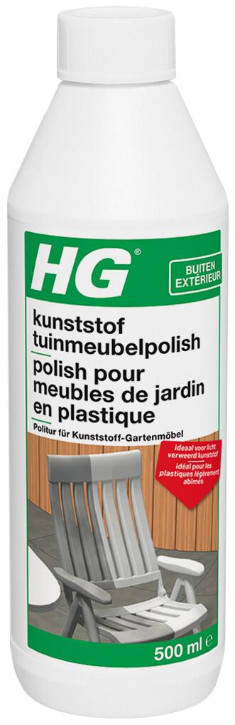 HG kunststof tuinmeubelpolish 500 ml