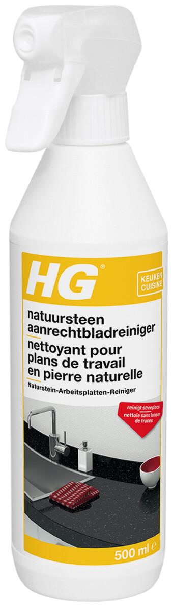HG natuursteen aanrechtbladreiniger 500 ml