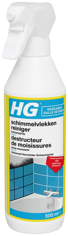 HG schimmelvlekkenreiniger schuimspray 500 ml