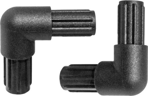 Hoekverbinding2 way 90graden voor buizen binnendiameter van 10 mm