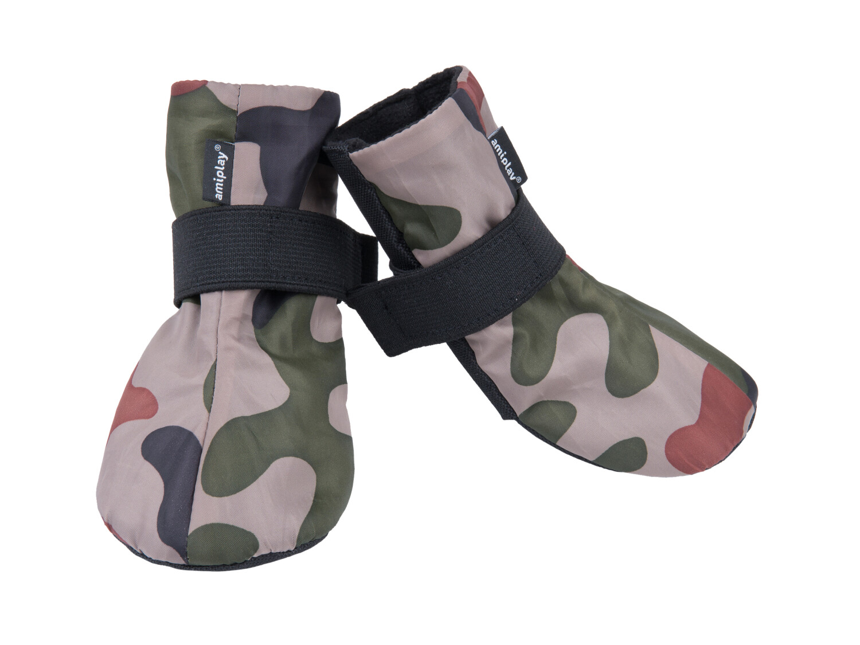 Hondenlaarzen Bristol Medium Camouflage