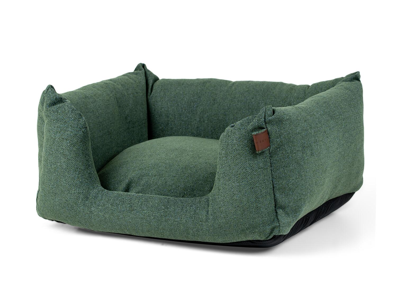 Hondenmand Fantail Snooze 60 x 50 cm Botanical green