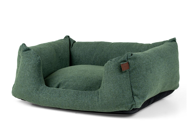 Hondenmand Fantail Snooze 80 x 60 cm Botanical green