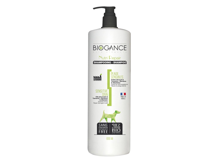 Hondenshampoo Sensitive skin BIOGANCE gevoelige huid 1 liter