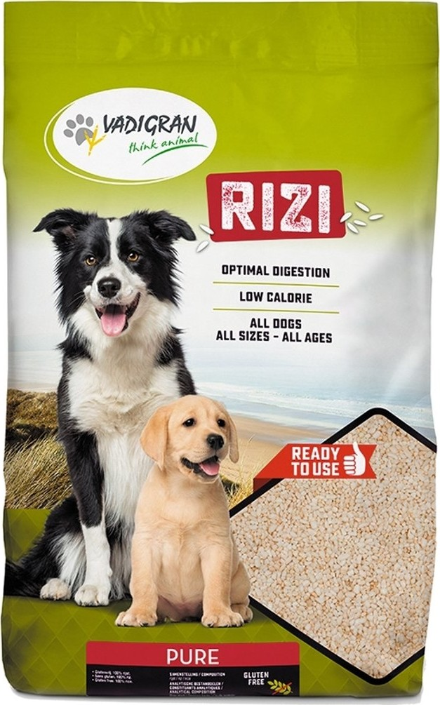 Hondenvoer Rizi Pure 35 kg