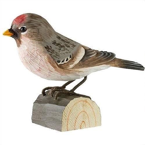 Houten vogelbarmsijs