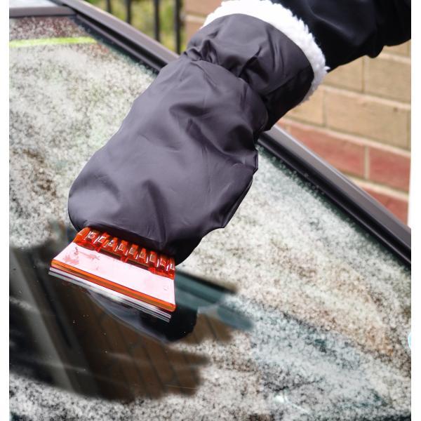 Ijsschraper Deluxe met handschoen