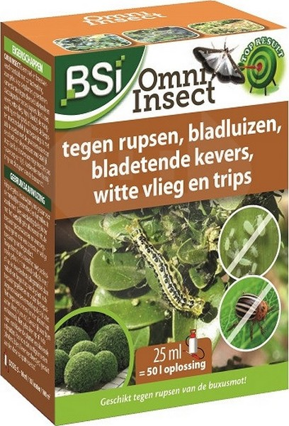 Insectenbestrijding omni insect25 ml