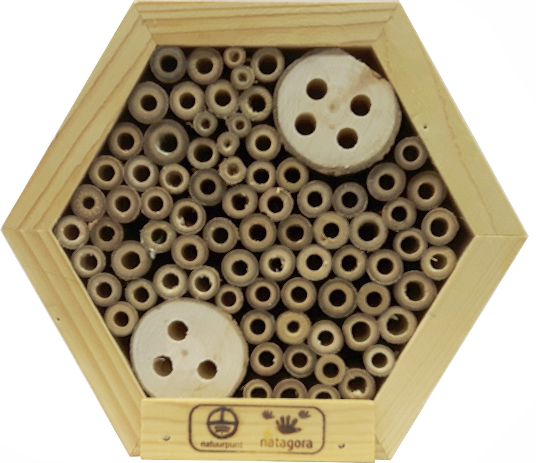 Insectenhotel honingraat Sun16 cm
