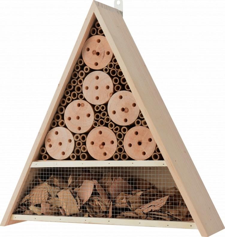 Insectenhotel piramide 40 cm