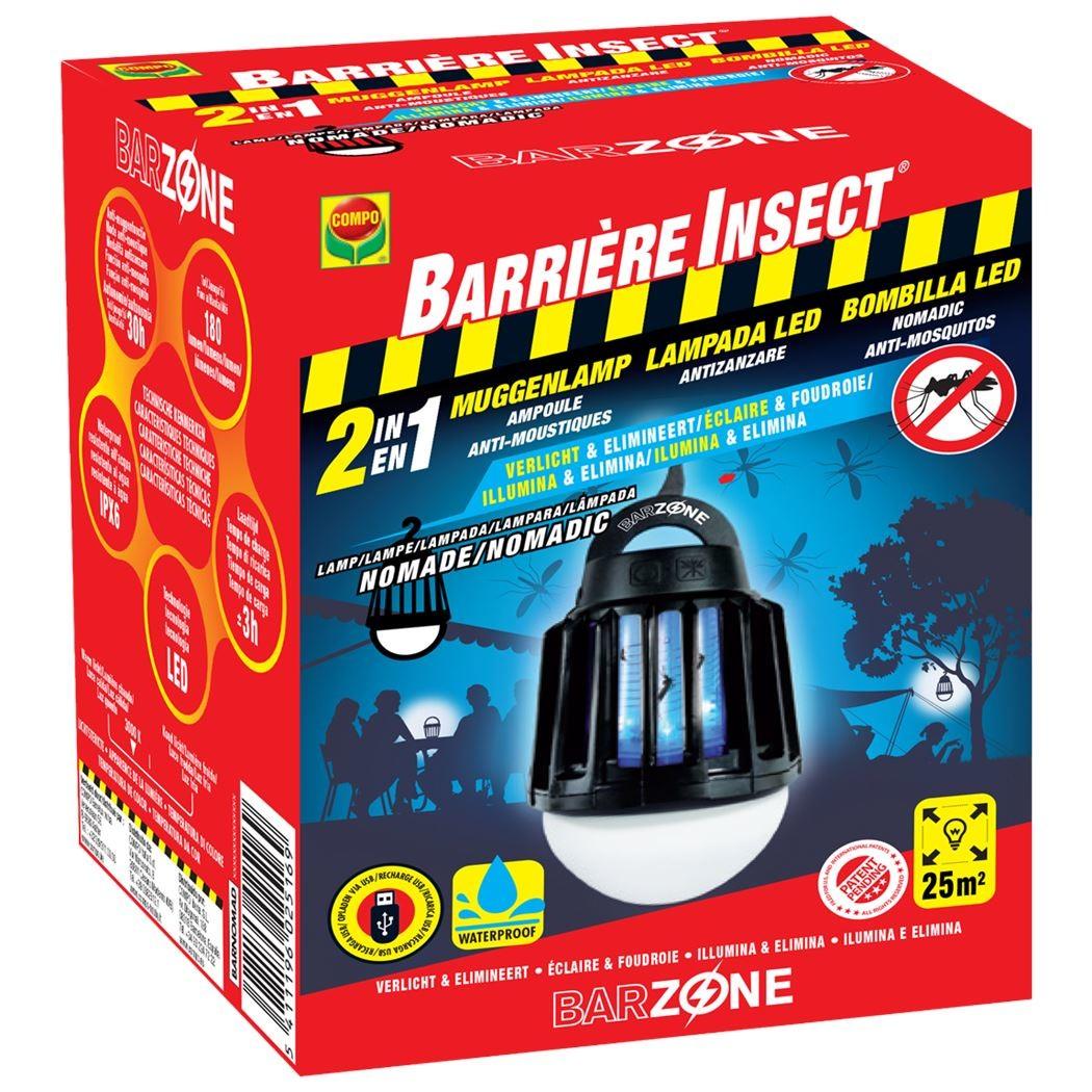 Insectenlamp 2in1 nomadenlampCompo