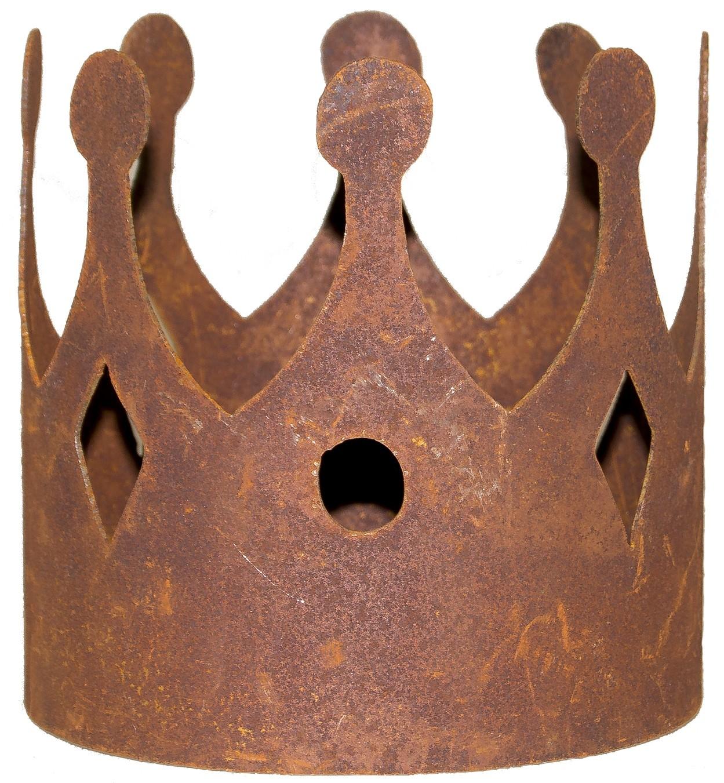 Kaarsring kroon 14 cm