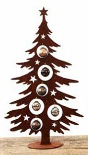 Kerstboom deco 60 cm hoog