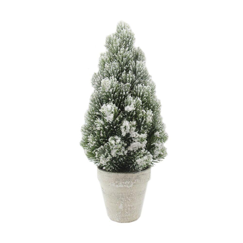 Kerstboom in pot 40 cm