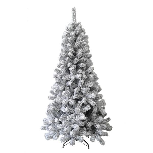 Kerstboom kunststof Snow 210 cm