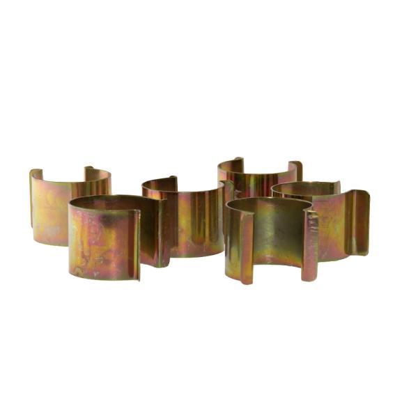 Buisklemmen voor kasserre tot 45 mm