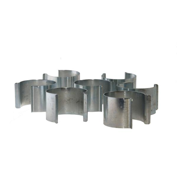 Klemmen voor kasserrebuizen van 60 mm