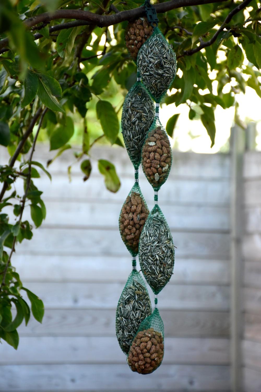 Klikslinger pinda en zonnebloempitten