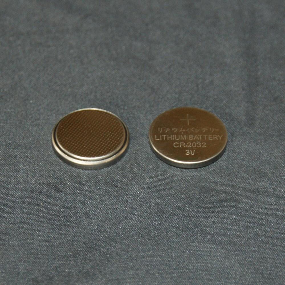 Knoopcelbatterij CR2032 set van 2