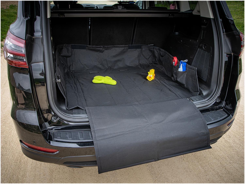 Kofferbescherming auto 185 x 103 x 35 cm