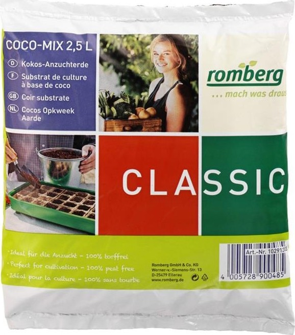 Kokos opkweekaarde 25 L