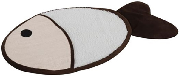 Krabmat voor kat 68 x 40 cm