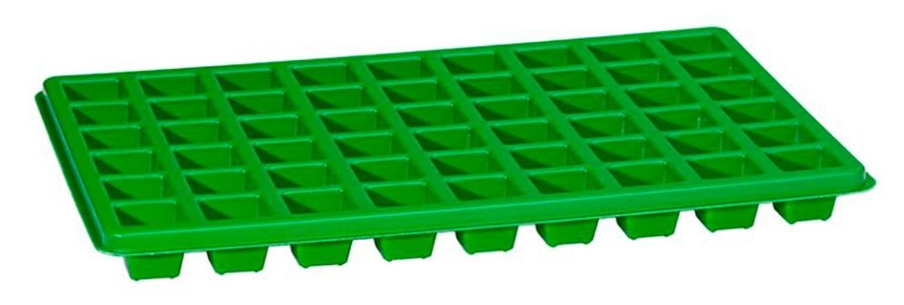 Kweektray 54 cellen vierkant4 cm