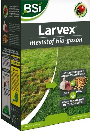 Larvex meststof Bio gazon 2 kg65 m2