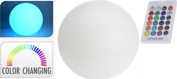 LED bal 40cm