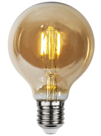 LED filament lamp voor lichtslinger 8 x 115 cm