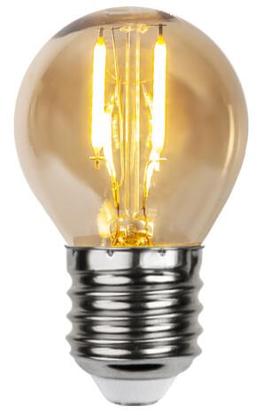 LED filament lamp voor lichtslinger 45 x 7 cm