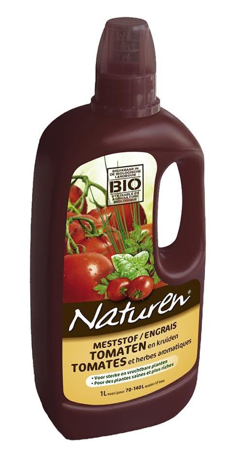 Naturen mest tomaten en kruiden1 L