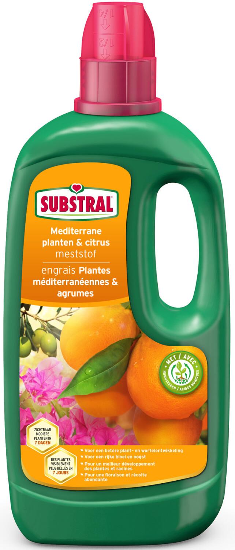 Meststof voor mediterrane planten en citrus