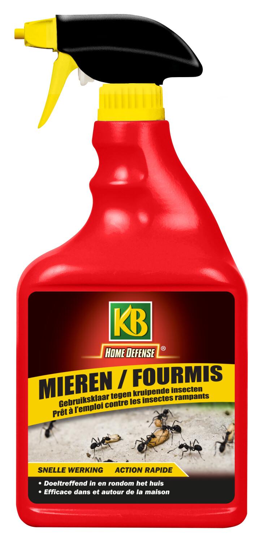 Mierenspray Home Defense gebruiksklaar 750 ml
