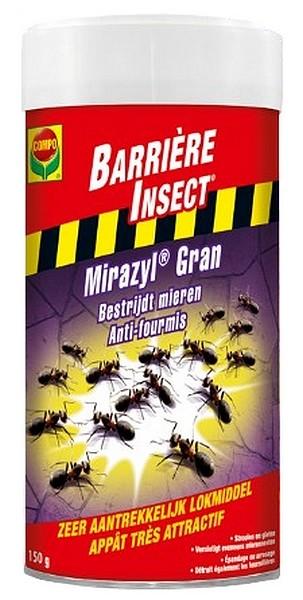 Barriere tegen mieren en kakkerlakken150 g