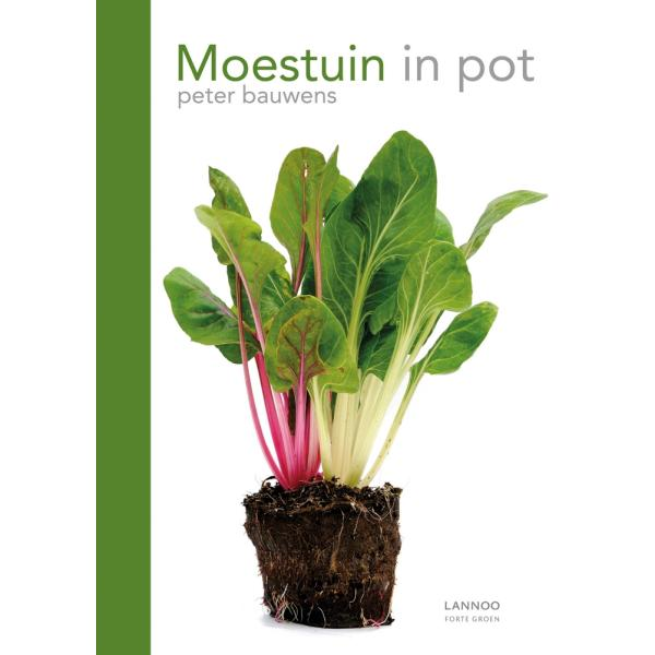 Moestuin in Pot door Peter Bauwens