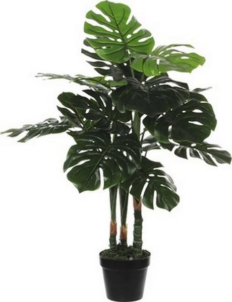 Kunstplant Monstera 100 cm