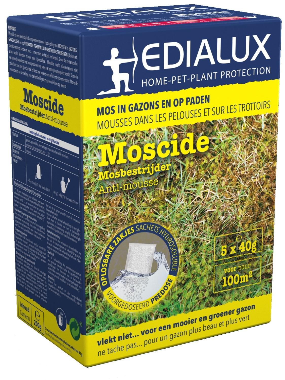 Mosbestrijding moscide voor 100 m2