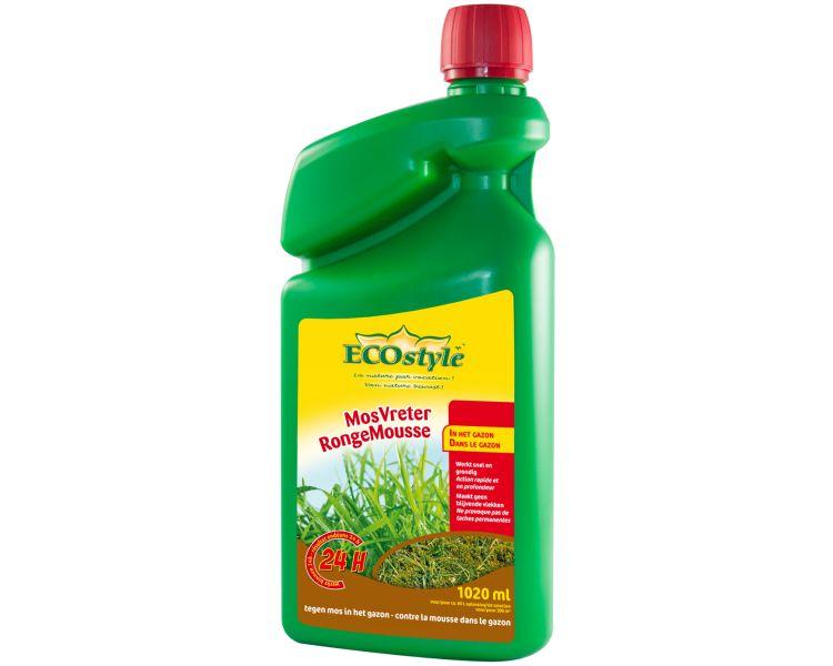 Mosvreter ecologische mosbestrijding 1020 ml