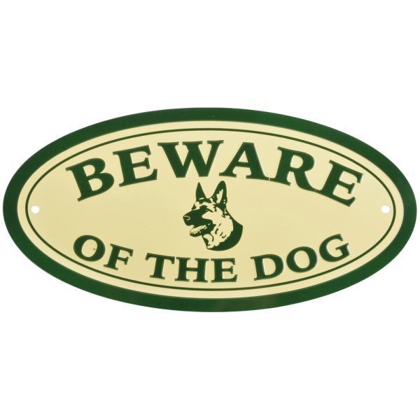 Muurplaatbeware of the dogmetaal