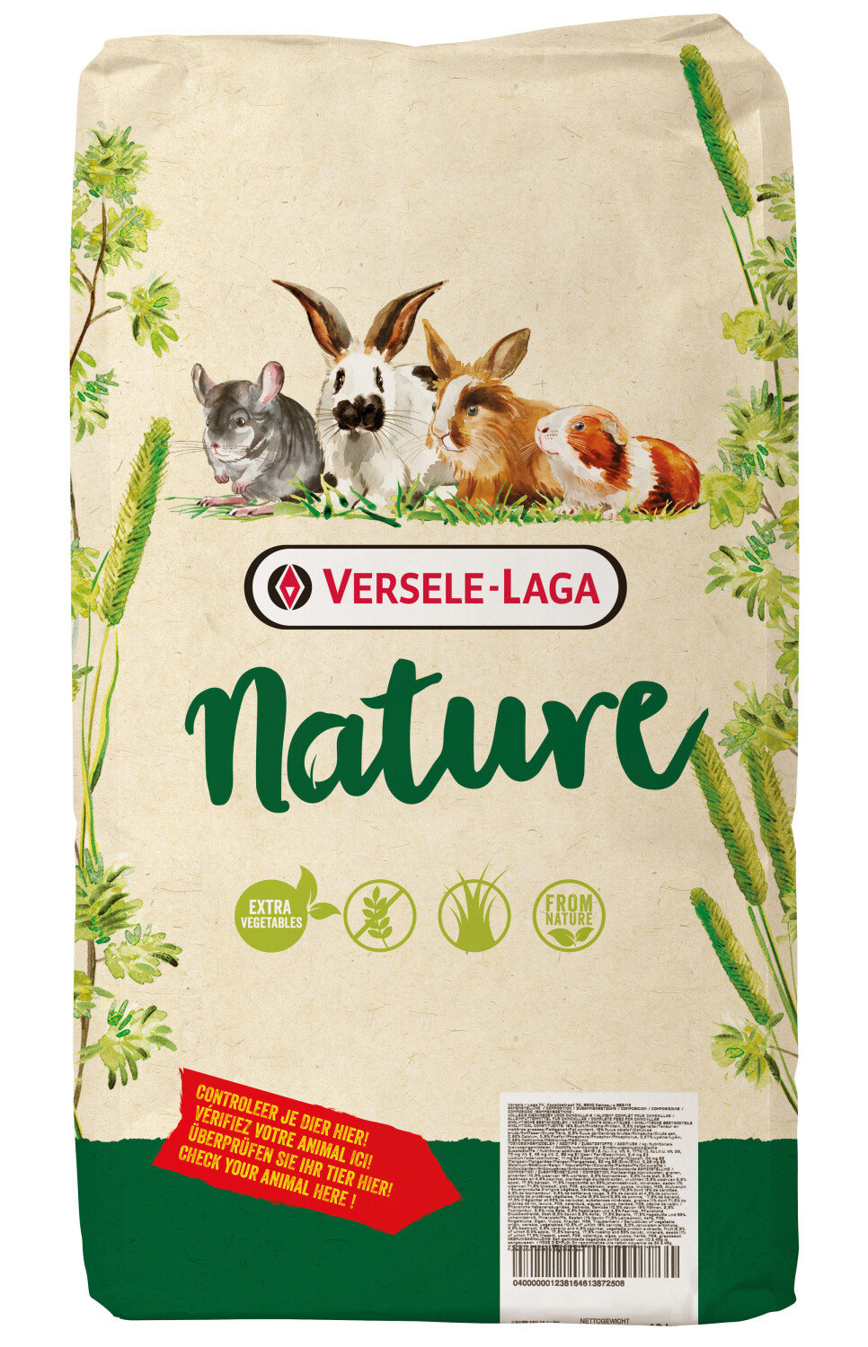 Nature Cuni droogvoer 9 kg