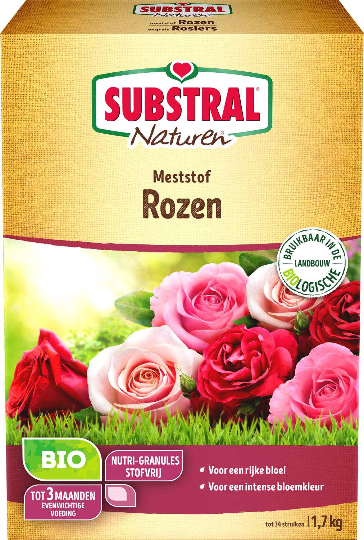 Naturen rozenmest17 kg