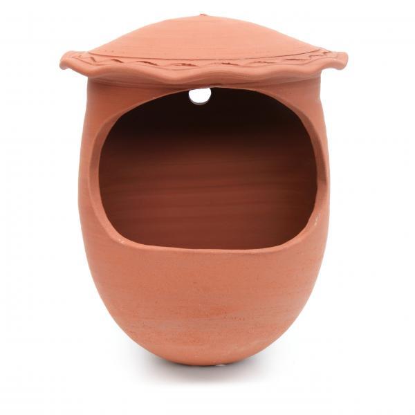 Nestpot voor roodborstje