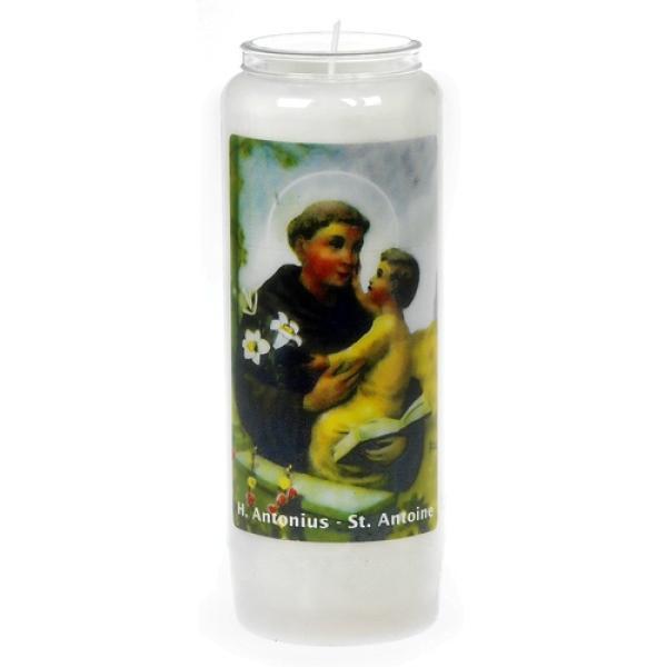 Noveenkaars Heilige Antonius9 dagen brander
