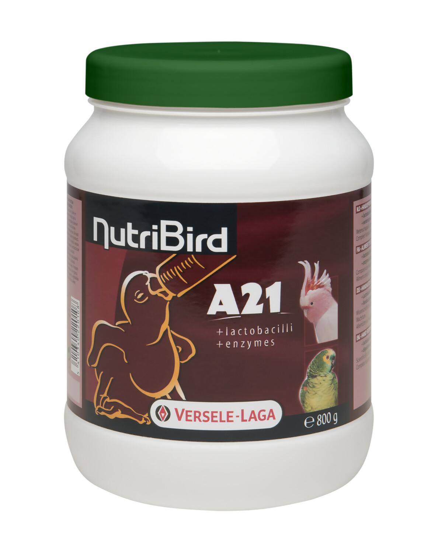 NutriBird A21 handopfokvoer voor alle babyvogels 800 g