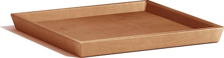 Onderschotel ECO terracotta44 x 44 cm