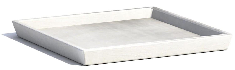 Onderschotel ECO whitestone36 x 36 cm