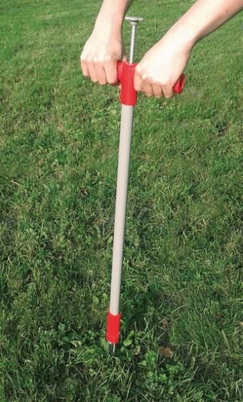 Onkruidwieder ergonomisch93 cm