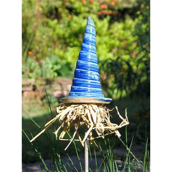 Oorwormenpotheksenmuts blauw
