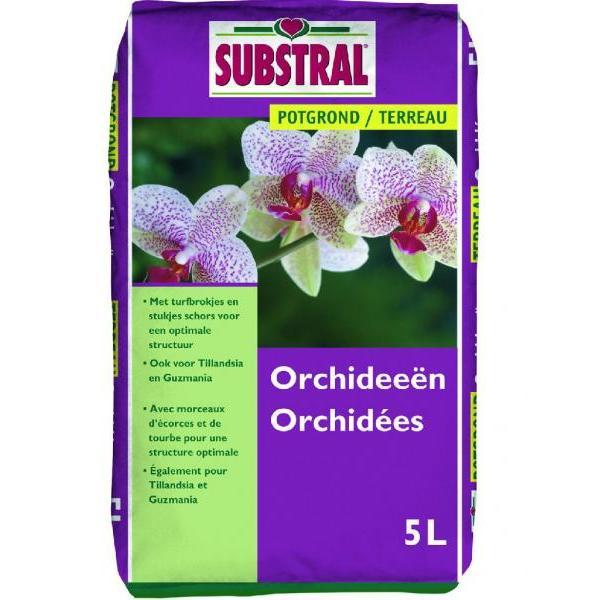 Orchideenpotgrond 5 liter